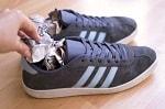 Kağıt yöntemi ile ayakkabı genişletme
