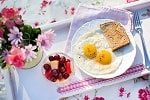Sabah yemeği diyet programı