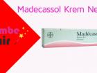 Madecassol Krem Nedir?