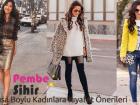 Kısa Boylu Kadınlara Kıyafet Önerileri
