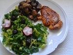 Akşam yemeği diyet programı