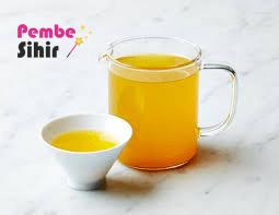 Zerdeçal Çayı Hazırlama