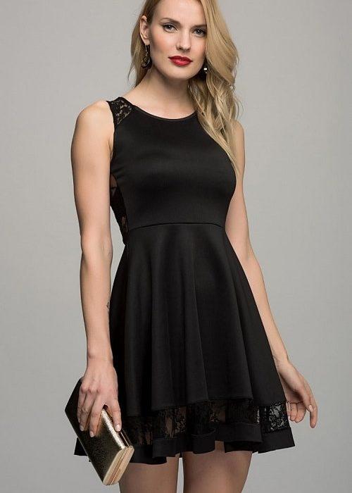 üniversite mezuniyet elbisesi siyah