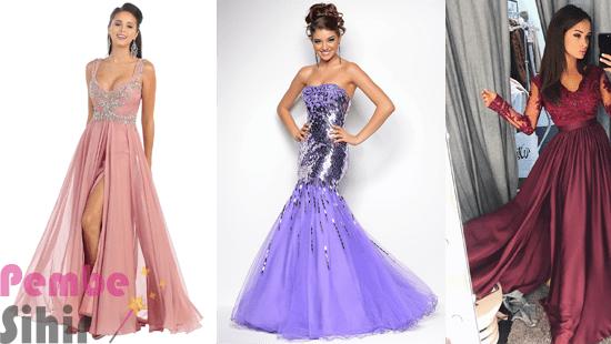 2018 Mezuniyet Elbiseleri