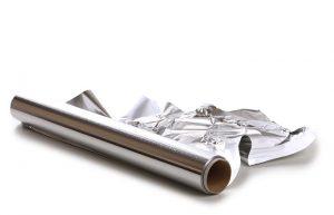 Alüminyum folyo ile takı temizleme yöntemleri