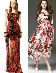 Maxi Elbise Seçimleri Nasıl Olmalı