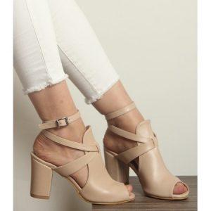 nude rengi özel ayakkabı