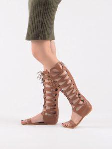 uzun sandalet