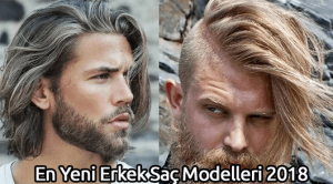 En Yeni Erkek Saç Modelleri 2018