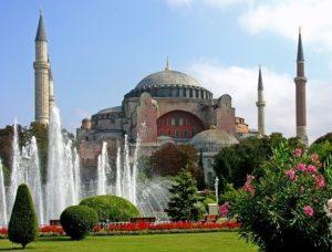 istanbulda gezilecek yerler - ayasofya müzesi