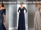 Gelin Annelerine Özel Kıyafet Modelleri