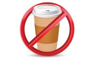 Kahve ve Kafein İçeren İçeceklerden Uzak Durun